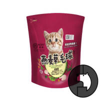 KITCHEN FLAVOR nory 1.4 kg oat grass adult cat food hairball control