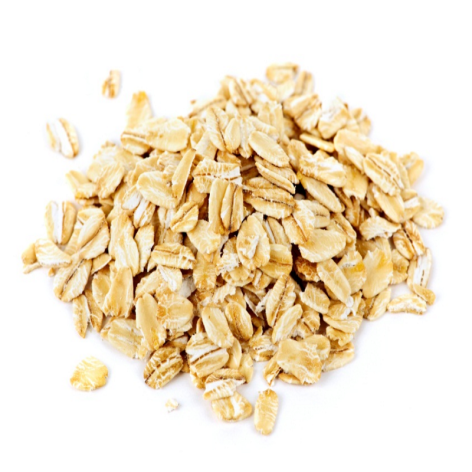 House Of Organix Natural Rolloed Oat 500 Gr